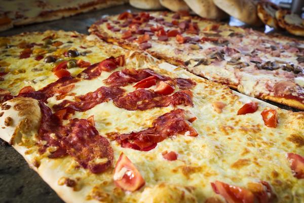 Pizza 60x40 cm in super offerta!