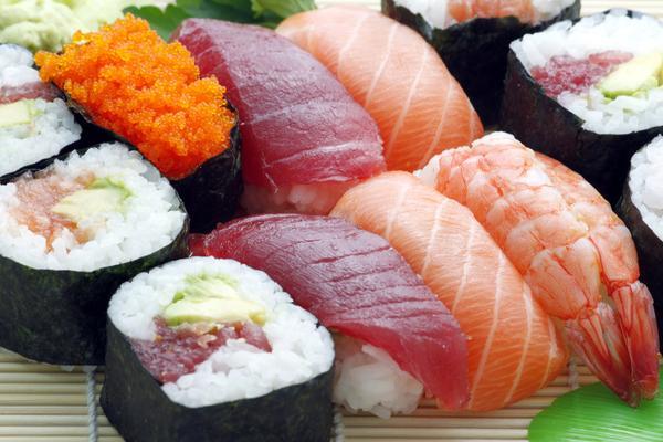 Sushi Take-away da 51 pezzi!