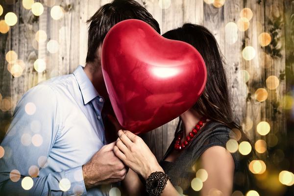 Cena romantica di San Valentino!