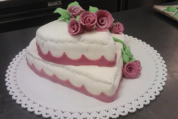 Dessert di San Valentino!