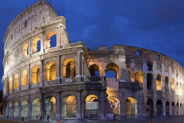 Week-end a Roma!