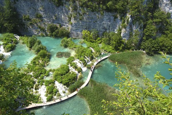 23-24-25 Aprile: Laghi di Plitvice