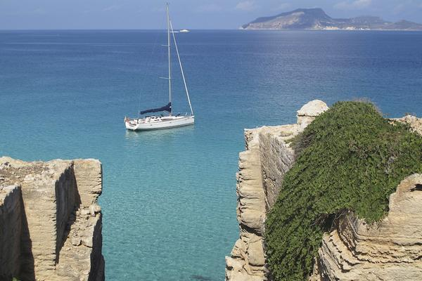 5 Notti alle Isole Egadi in barca a vela