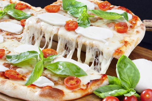 Menù pizza d'asporto 2 gusti in offerta!