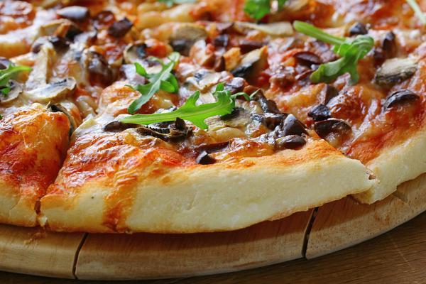 Pizza in coppia!