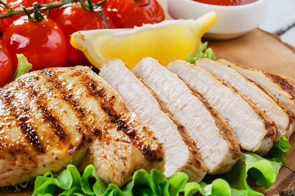 Sensazionale menù con pollo al barbecue!