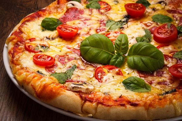 Speciale offerta due pizze farcite!