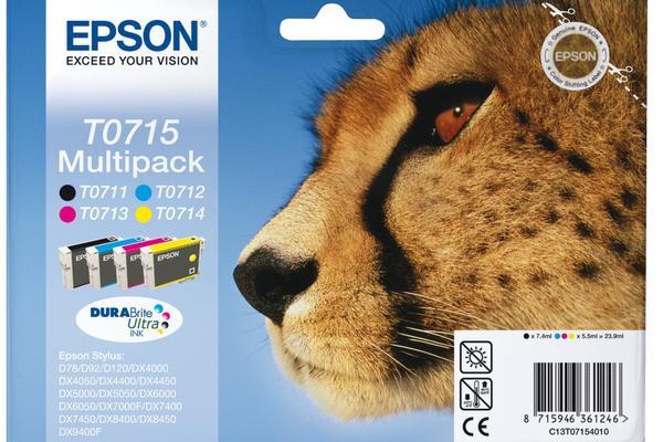 Epson T0715 Multipack in offerta!