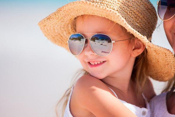 Occhiali da Sole Graduati per Bambino!