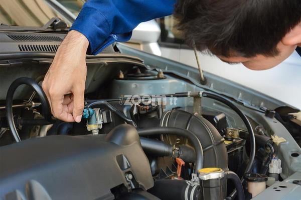 Offerta speciale per tagliando auto!