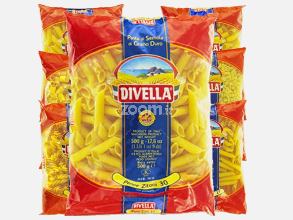 Offerte 1 2 kg di pasta divella in offerta for Cucinare 1 kg di pasta
