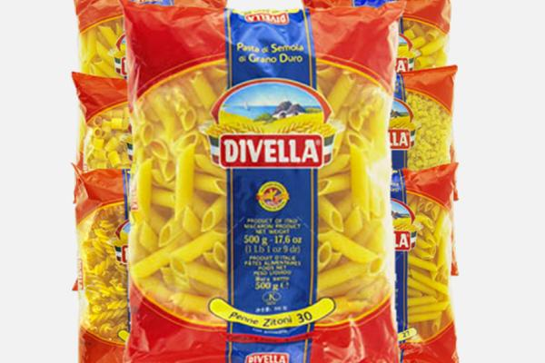 1/2 Kg di pasta Divella in offerta!