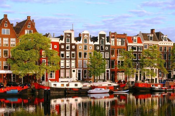 Vacanza ad Amsterdam 10-14 agosto!
