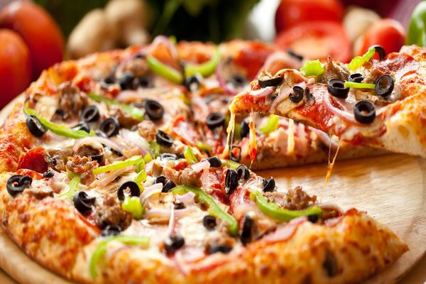 Menù Pizza Completo!