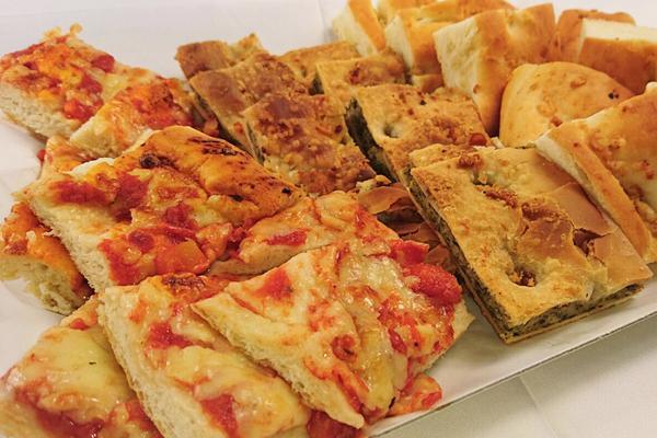 1 Kg di Pizza, Gnocco ed Erbazzone