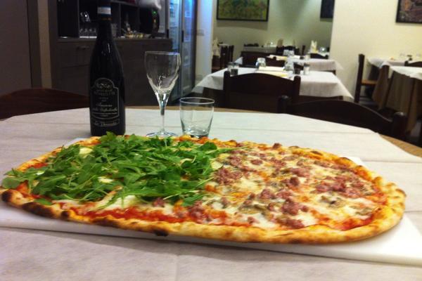 Menù Pizza di Coppia!