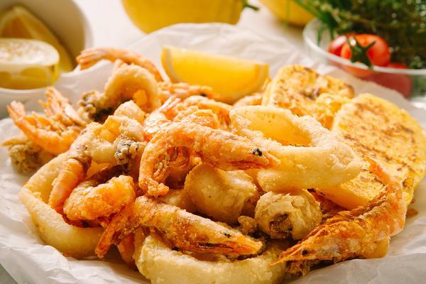Menù con Pesce e Franciacorta per 2!