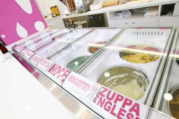 Veschetta gelato a prezzo speciale!