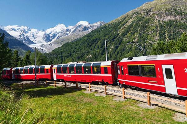 Trenino Rosso Del Bernina 3-4 settembre