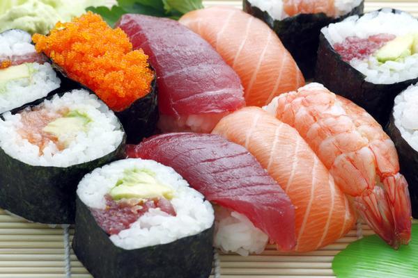 Sushi Take Away!