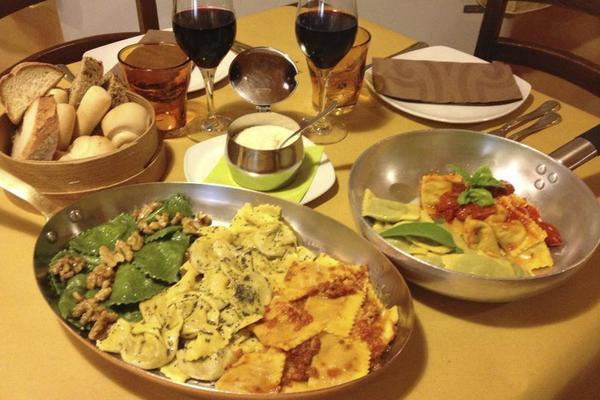 Menù Tipico Reggiano di Coppia!