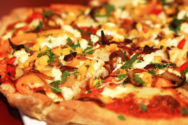 Pizza Gigante Farcita