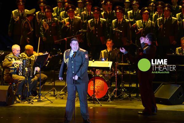 Il Coro dell'Armata Rossa il 5/11!
