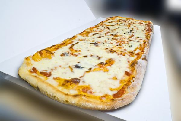 1/2 Mt di Pizza Margherita + Crocchette!