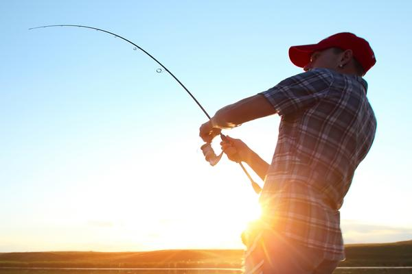 Vieni a pescare, offriamo noi le esche!
