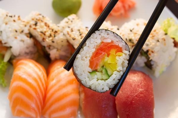 Sushi Take Away per due!