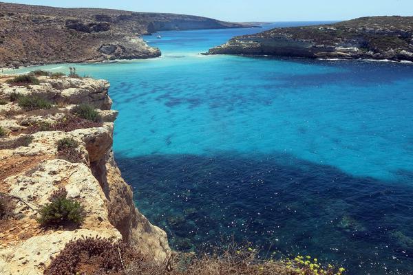 Soggiorno a Lampedusa!