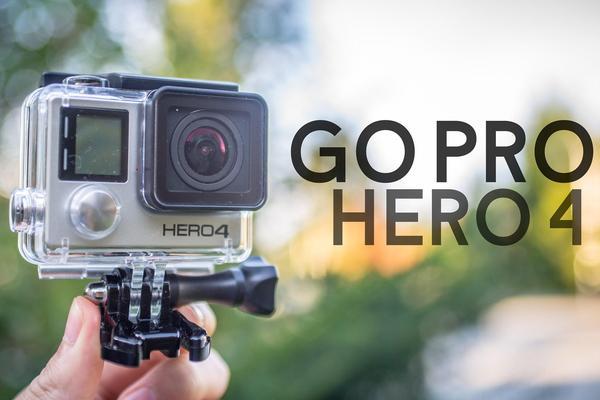 GoPro Hero4 Black con 60 € di rimborso!