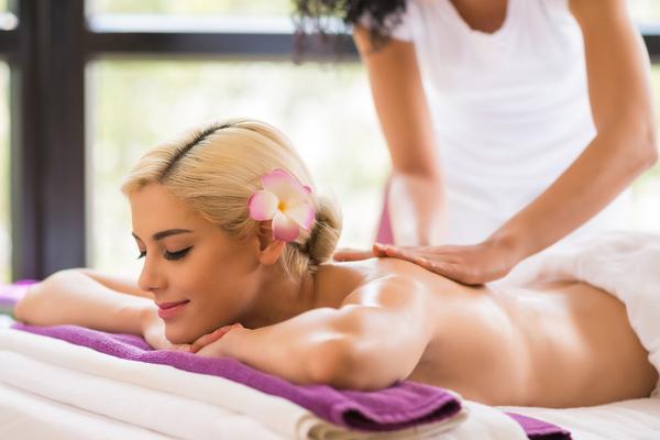 Un'ora di massaggio rilassante