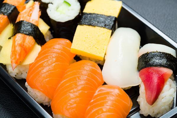 Gran menù giapponese di coppia take away