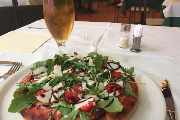 Pizza al tegamino per 2!