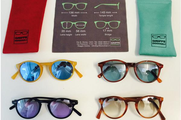 Nuovi arrivi e colori da Griffe Occhiali