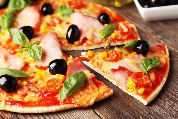 Menu pizza di coppia!