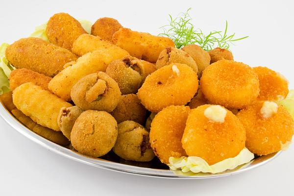 Cuoppo di fritto all'italiana per 2!