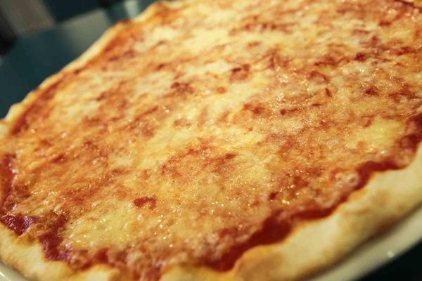 Pizza Margherita gigante e non solo!